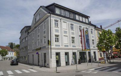 Wohnen im Zentrum / 14 Wohnungen in Bad Hall, Hauptplatz 1