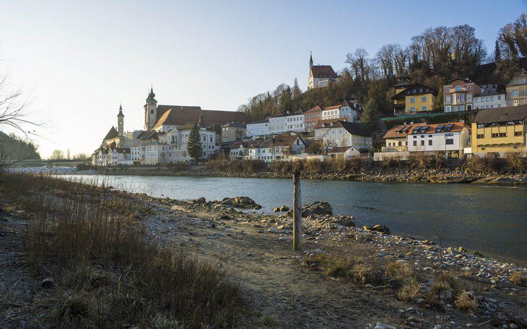 Wohnungen in Steyr – am Fluss