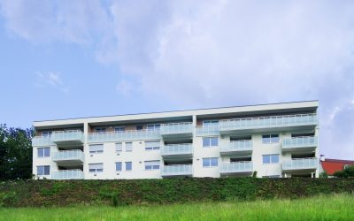 15 Wohnungen in St. Ulrich. Frriedhofweg 5